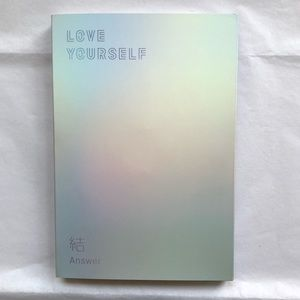 BTS Love Yourself: Answer E version album